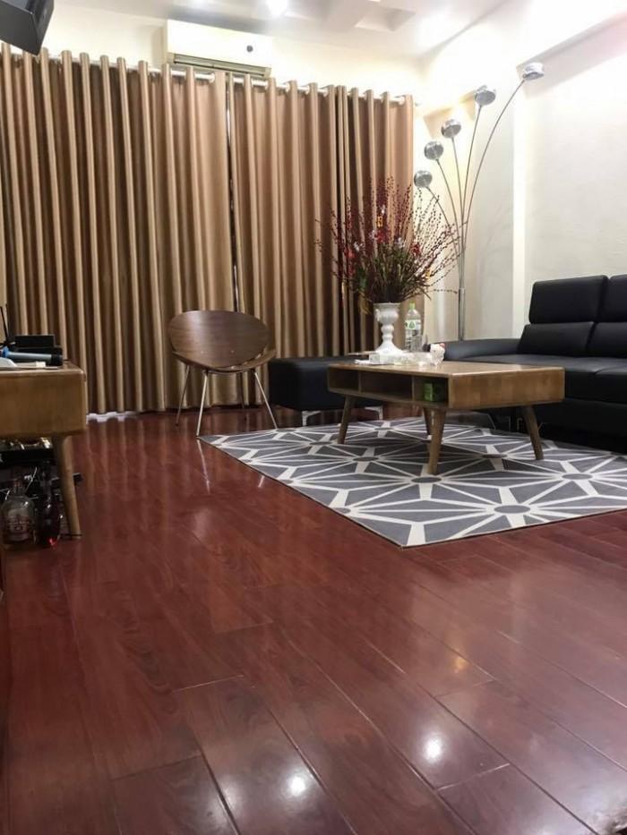 Nhà mặt phố kinh doanh Nam Ngư Hoàn Kiếm 6 tầng 45m2 18.5 tỷ