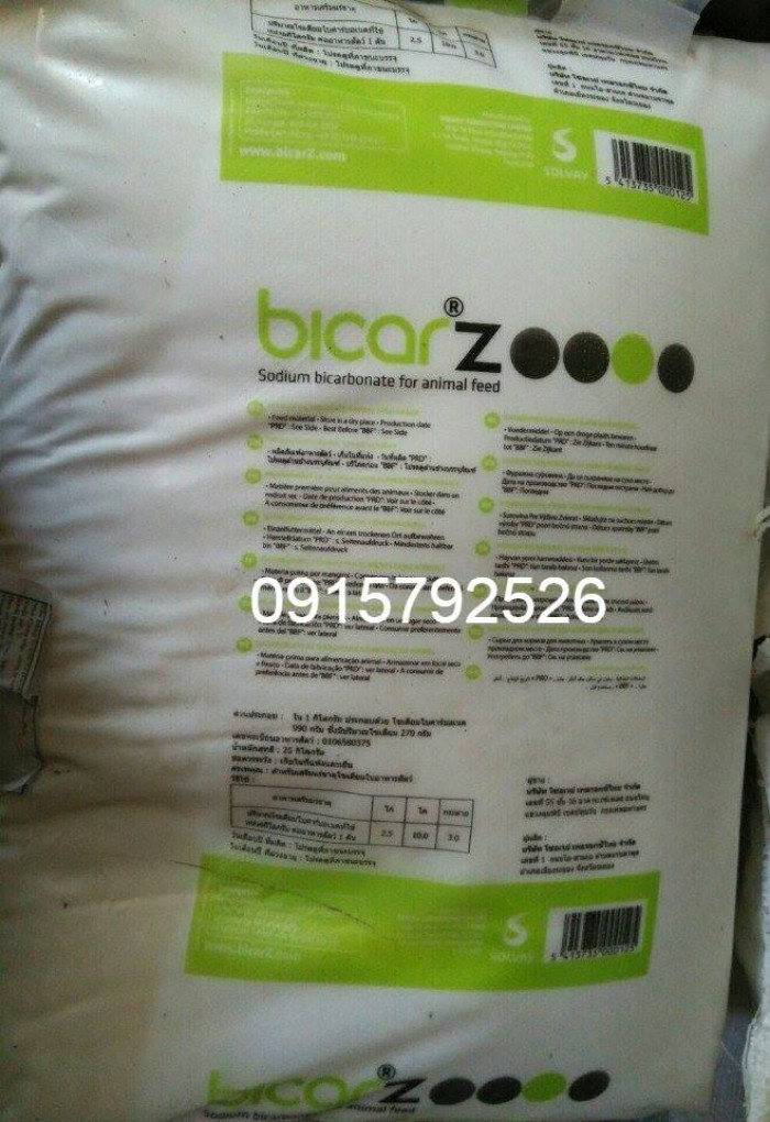 Sodium Bicarbonate - Soda lạnh