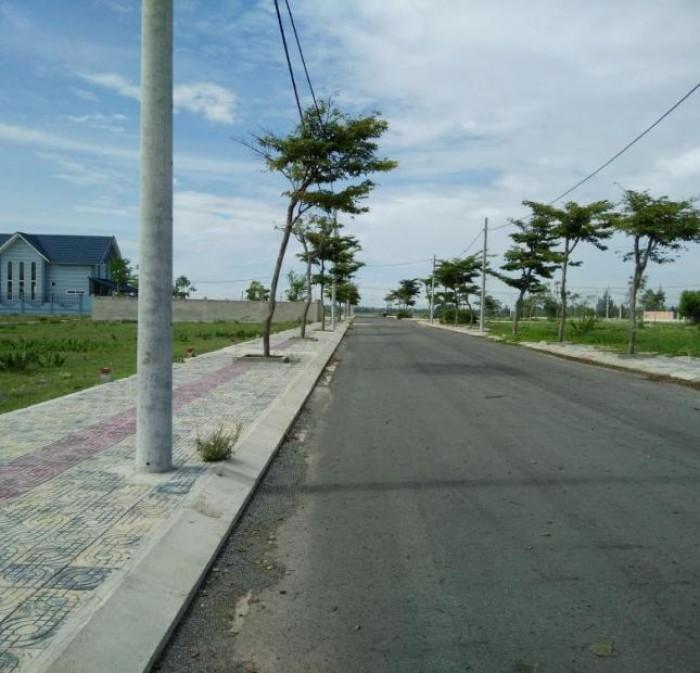 Bán lô đất gần công viên thoáng mát, nằm ngay tuyến DL Đà Nẵng, Hội An.