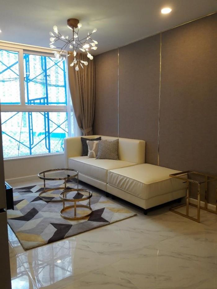 Cần bán căn hộ cao cấp Luxury Residence Bình Dương,1PN dt 50m2,giá gốc chủ đầu tư,TT 30% nhận nhà.