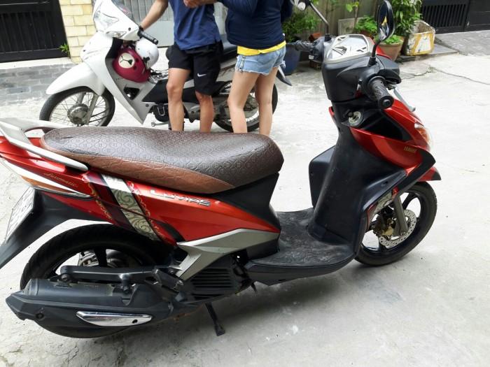 Yamaha Luvias màu đỏ, xe đẹp, zin, chính chủ