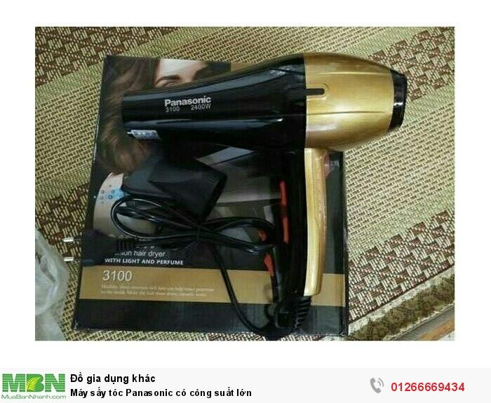 Máy sấy tóc Panasonic có công suất lớn0