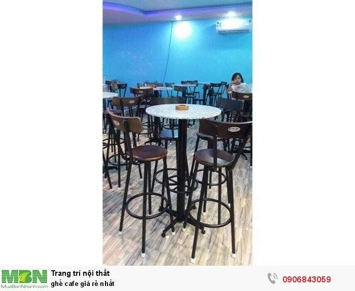 Ghế cafe giá rẻ nhất1