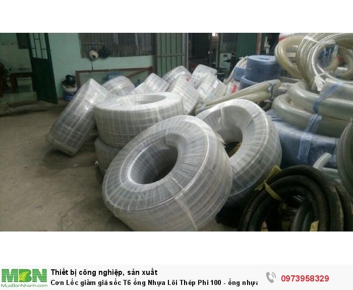 Cơn Lốc giảm giá sốc T6 ống Nhựa Lõi Thép Phi 100 - ống nhựa Lõi Thép Hàn Quốc D102