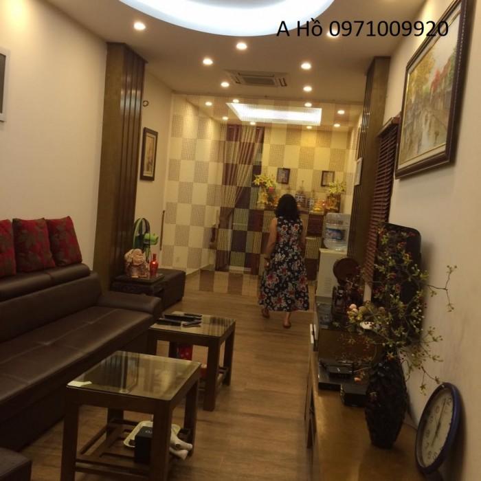 Cần bán nhà HXH Thiên Phước, 4.7 * 17 nhà đẹp, 5 tầng giá rẻ 6.8 tỷ.