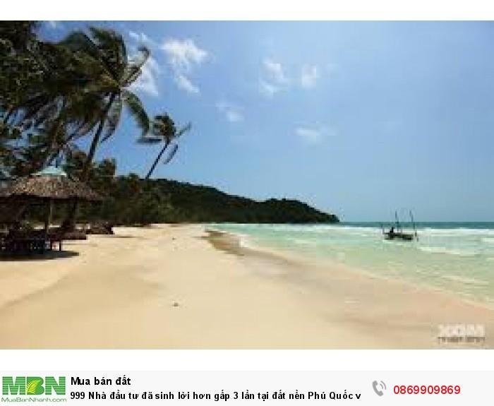 999 Nhà đầu tư đã sinh lời hơn gấp 3 lần tại đất nền Phú Quốc với sản phẩm Ocean Land.