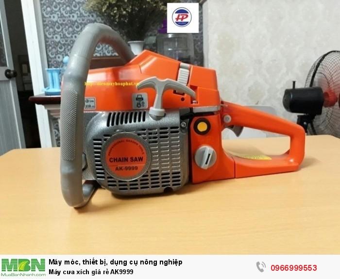 Máy cưa xích giá rẻ AK99991