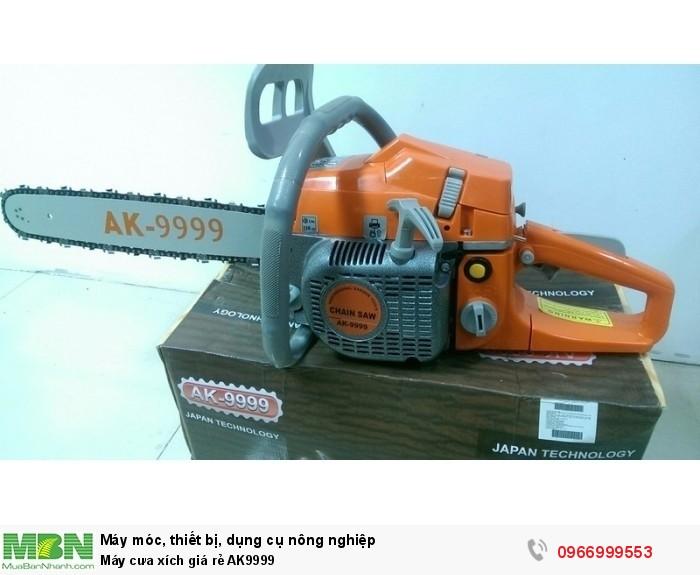 Máy cưa xích giá rẻ AK99993