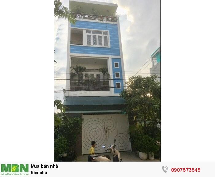 Nhà đẹp đường nội bộ 8m trong khu dân cư Hoàn Cầu, Tân Thuận Đông,Q7