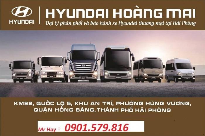 Cung cấp các dòng xe tải Hyundai