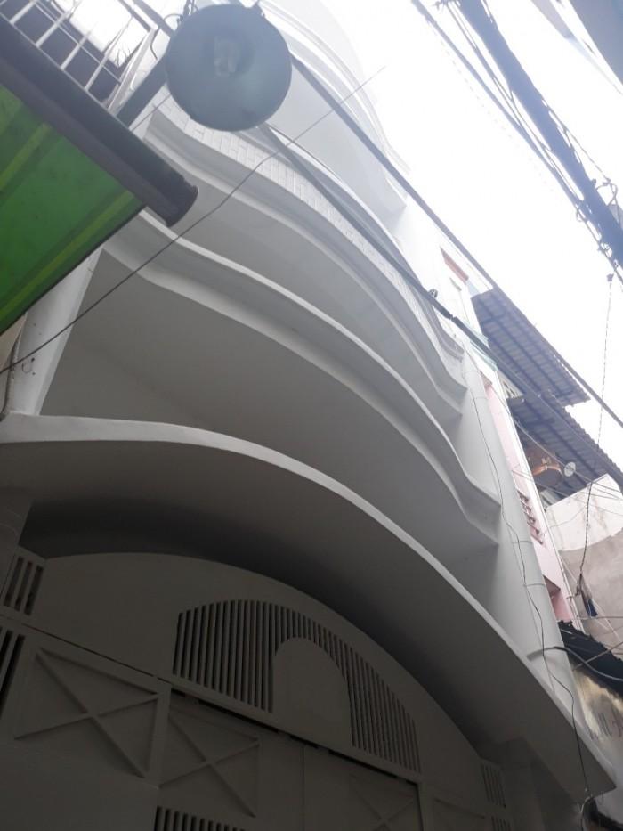 Bán Nhà Nguyễn Kim, Dt 3.4*10.5m