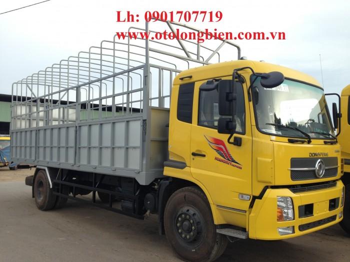 Xe tải thùng 4x2 B170 tải trọng 9,350 tấn