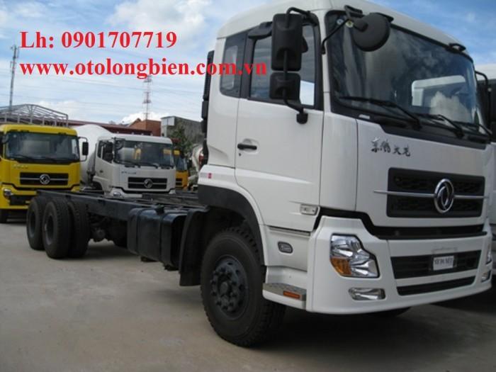 Xe tải thùng 4x2 B190 tải trọng 9,150 tấn
