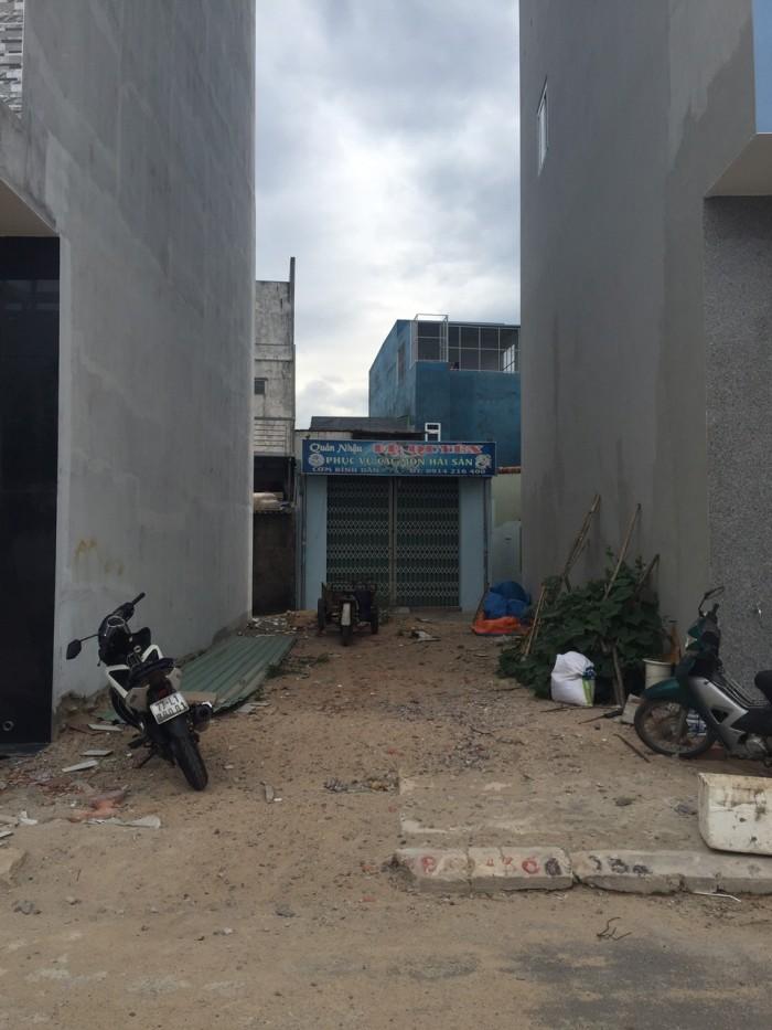 Bán nhà đất Sông Hà Thanh, khu đông Điện Biên Phủ, Quy Nhơn.