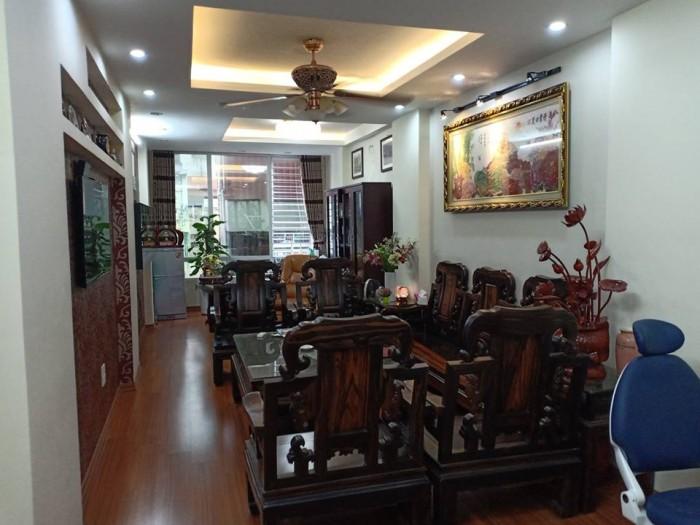 Tôn Thất Tùng, lô góc, nhà đẹp ở ngay 45m*5t