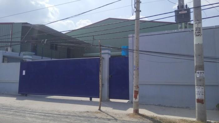 Cần Bán nhà xưởng TM Lê Đình Chi, Xã Lê Minh Xuân, Bình Chánh, DT: 1200m2