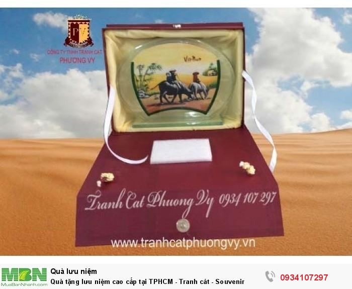 Quà tặng lưu niệm cao cấp tại TPHCM - Tranh cát - Souvenir3