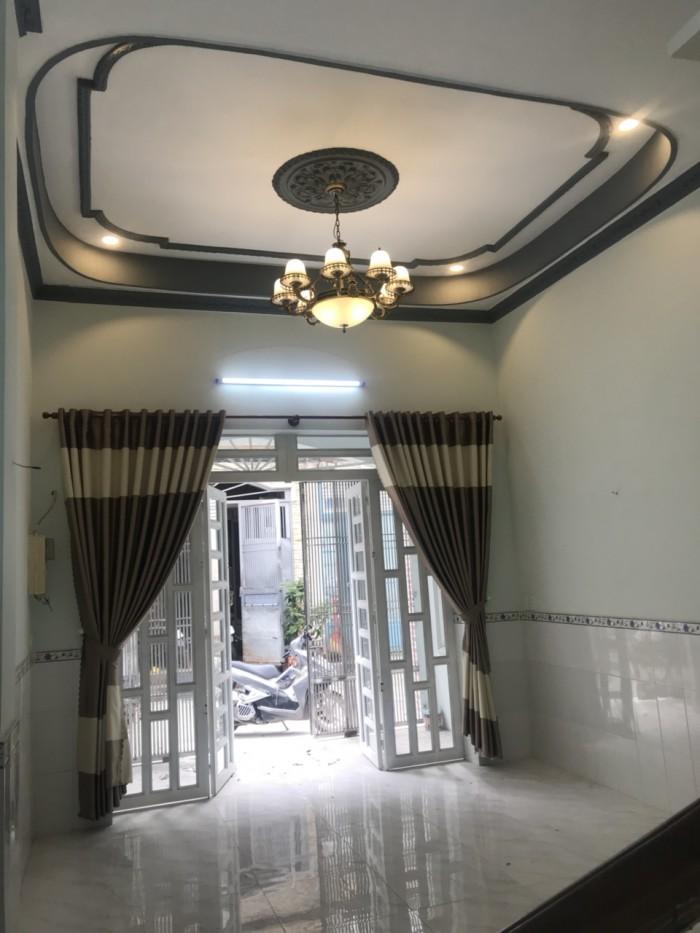 Nhà hẻm giá rẻ đường Lê Thúc Hoạch , DT 4m x 12,2m