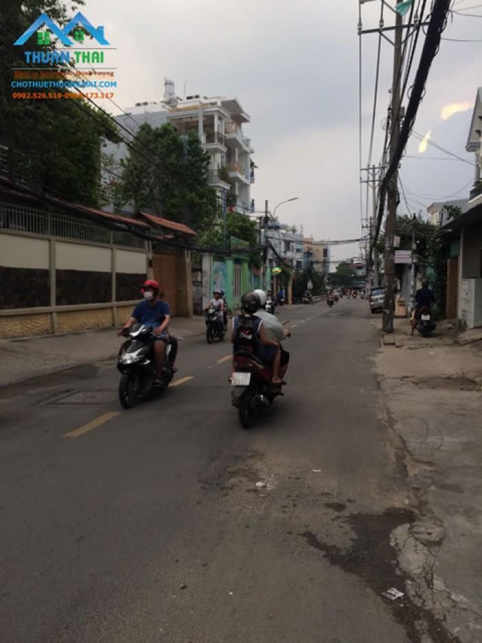 Mặt Bằng Cho Thuê Đường Trần Quý Cáp - Bình Thạnh - 3.7mx15m