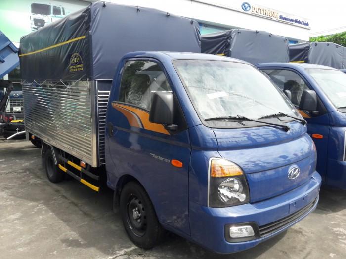 Xe Hyundai H150 1.5 tấn bán trả góp hổ trợ vay ngân hàng 80%
