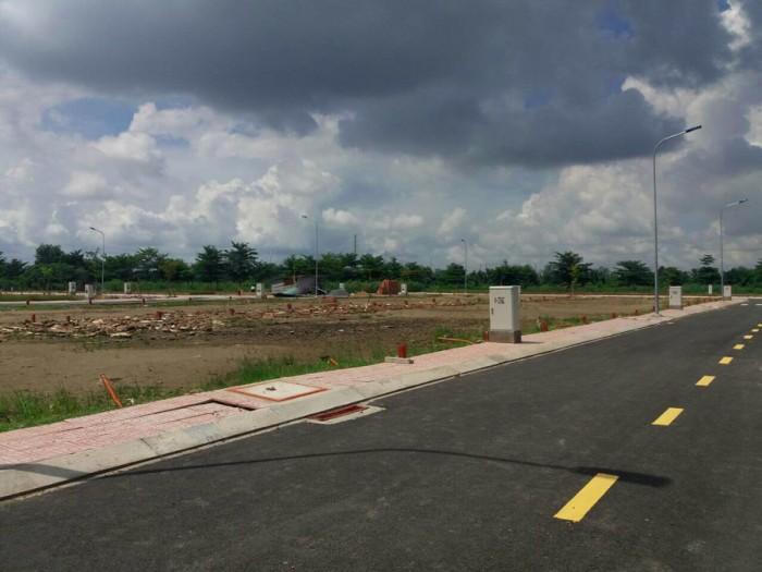 Bán đất mặt tiền Lương Định Của Quận 2, 100m2 giá 1.2 tỷ