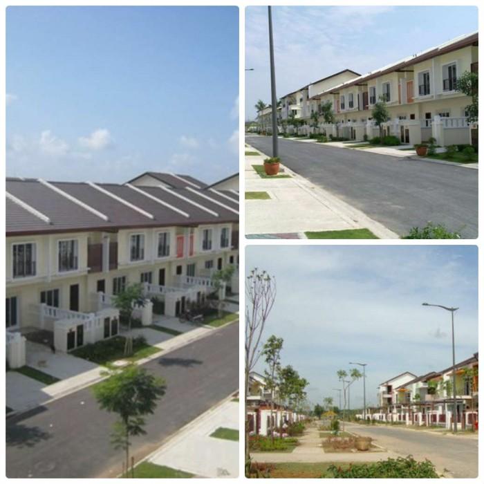 Bán nhà ở chính chủ bên khu đô thị sinh thái Ecolakes, 120m2, 6x20m, Full nội thất.