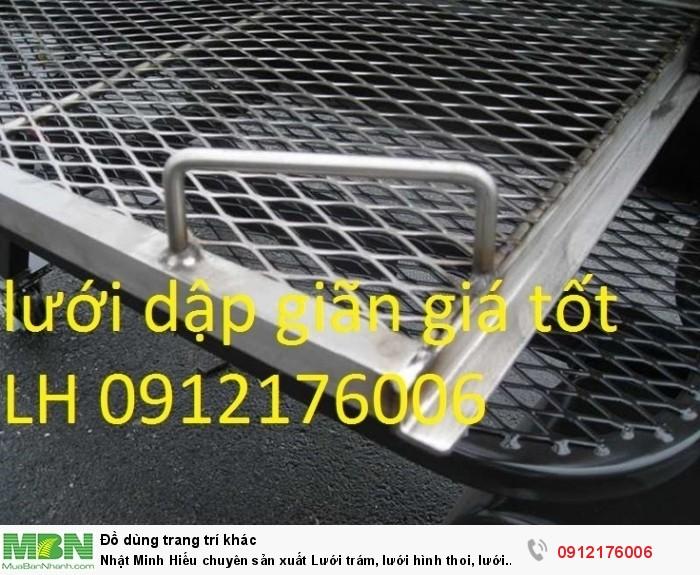 Lưới trám, lưới hình thoi, lưới kéo giãn tại Hà Nội0