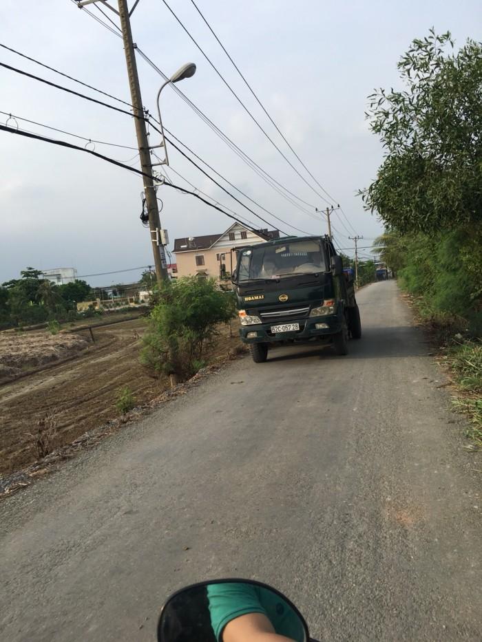 301m2, mặt tiền đường T11, xã Tân Qúy Tây, Bình Chánh
