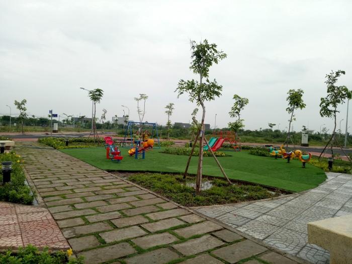 Hàng đẹp dự án T&T Long Hậu, giá từ 1tỷ 030 triệu/100m2.