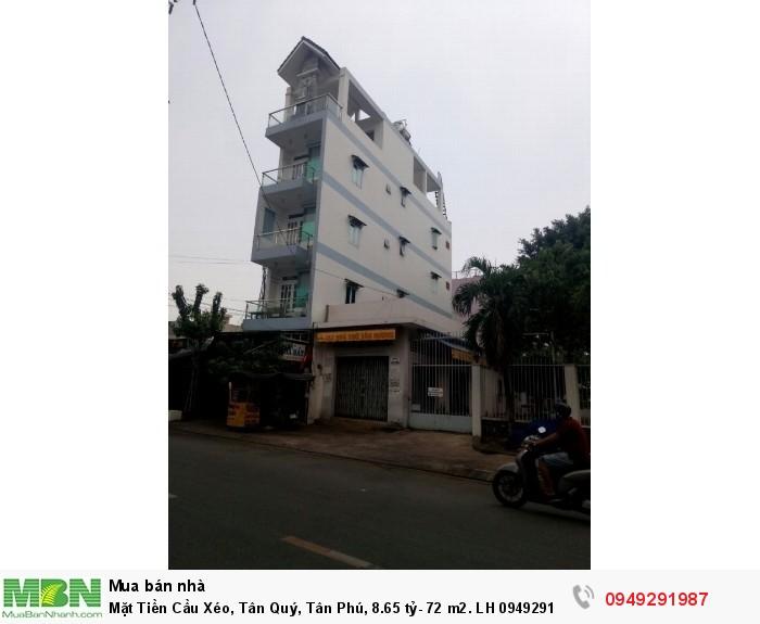 Mặt Tiền Cầu Xéo, Tân Quý, Tân Phú