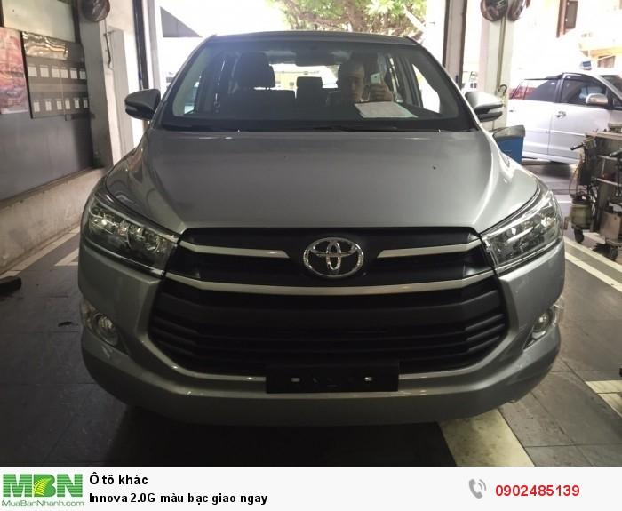 Toyota Innova sản xuất năm 2018 Số tự động Động cơ Xăng