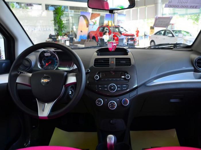 Chevrolet Spark sản xuất năm 2018