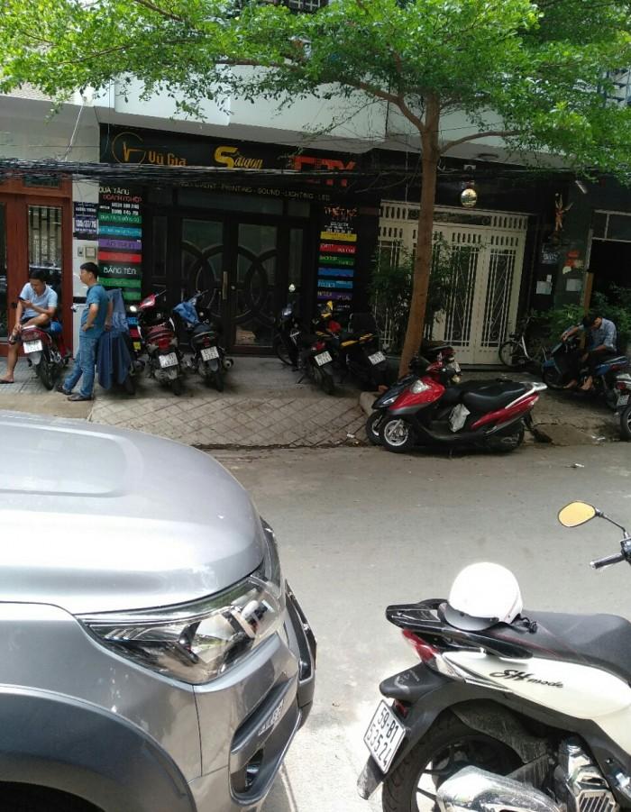 Cho thuê mặt bằng kinh doanh đường Nguyễn Hữu Cảnh quận Bình Thạnh