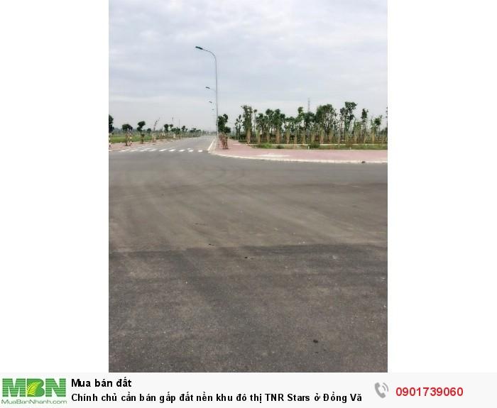 Chính chủ cần bán gấp đất nền khu đô thị TNR Stars ở Đồng Văn