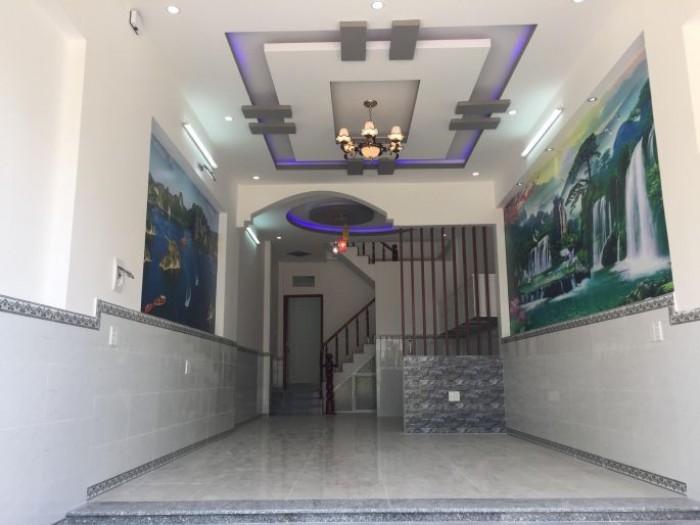 Nhà HXH Nguyễn Minh Hoàng, K300, Tân Bình, 4 tầng 6.65 tỷ