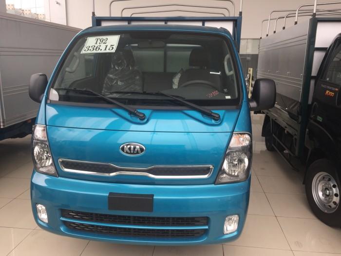 Xe tải KiA K200 giá rẻ, tốt nhất tại Hải Phòng