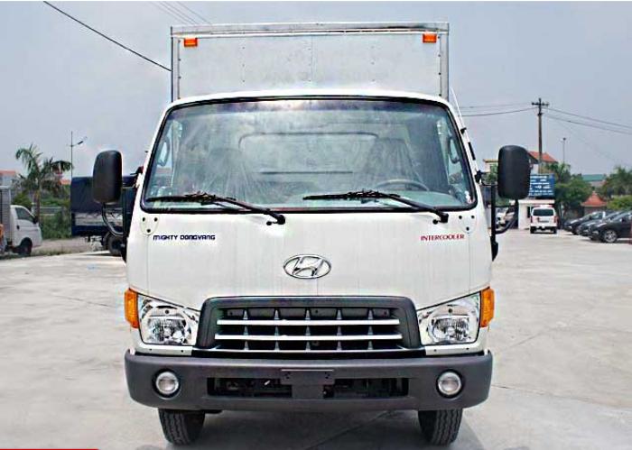 Bán Xe tải Hyundai HD700 | Giá HD700 Đồng vàng 6