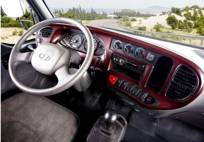 Bán Xe tải Hyundai HD700 | Giá HD700 Đồng vàng 5