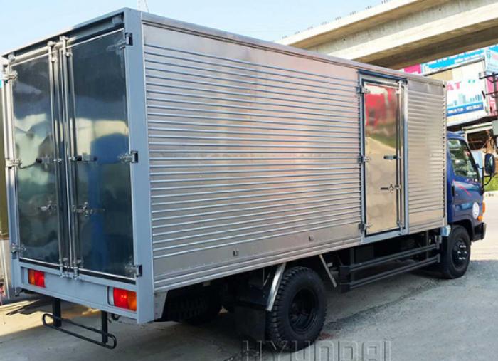 Bán Xe tải Hyundai HD700 | Giá HD700 Đồng vàng 3