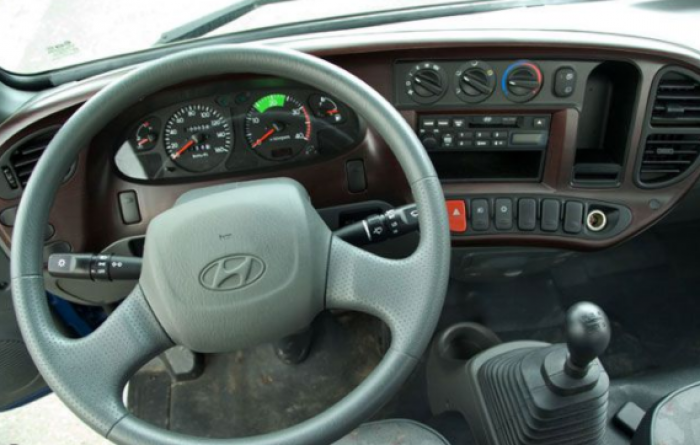Bán Xe tải Hyundai HD700 | Giá HD700 Đồng vàng