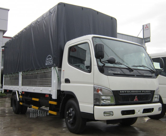 Cần bán xe tải Mitsubishi FUSO 5 tấn