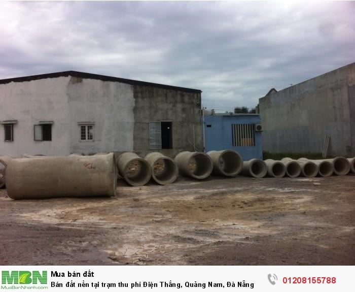 Bán đất nền tại trạm thu phí Điện Thắng, Quảng Nam, Đà Nẵng
