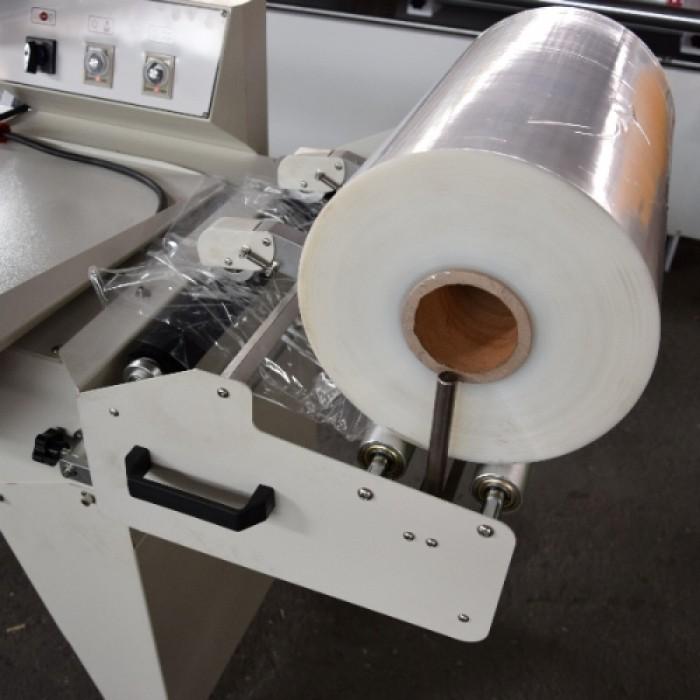 Máy cắt dán màng co POF, máy cắt dán lõi lọc nước, sách vở, đồ hộp