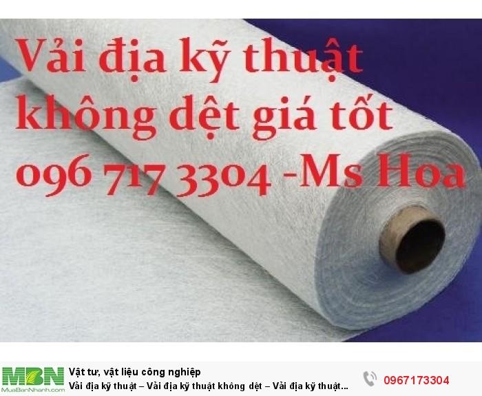 Vải địa kỹ thuật – Vải địa kỹ thuật không dệt – Vải địa kỹ thuật dệt – Vải địa gia cường – Vải kỹ thuật cường lực cao7