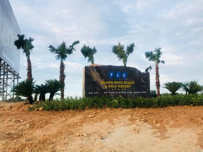 Mở bán khu Lux 1 dự án FLC Quảng Bình