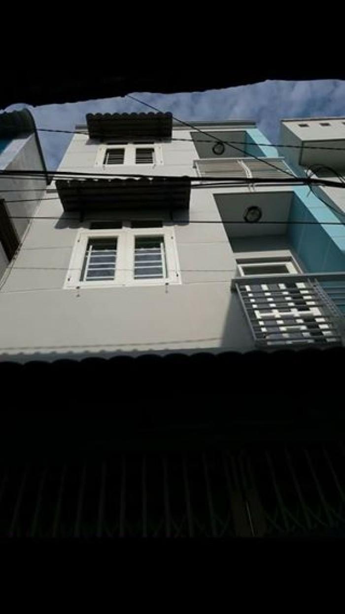 Bán Nhà Mt Trần Phú, Q.5, Khúc 2 Chiều, Dt: 4x28m, 4 Lầu