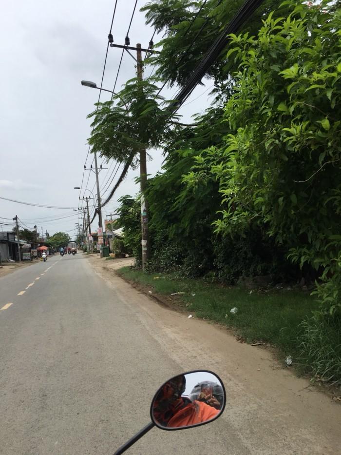 700m2 đất mặt tiền đường Nguyễn Văn Thời, Bình Chánh