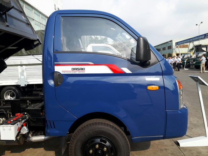 Xe Ben DaiSaki 2T45 ( động cơ ISUZU ) giá nhà máy ,hỗ trợ vay 80% giá trị xe