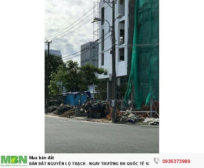 Bán Đất Nguyễn Lộ Trạch - Ngay Trường Đh Quốc Tế Skyline