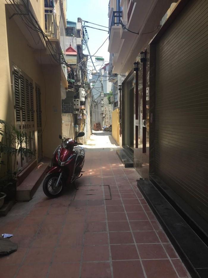 Bán nhà riêng mới xây ngõ 35 Lê Đức Thọ, Nam Từ Liêm